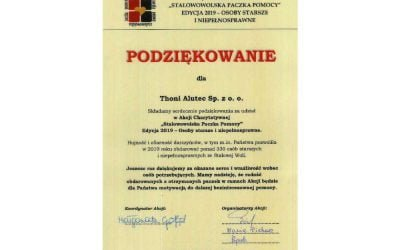 """""""Stalowowolska Paczka Pomocy"""" Edycja 2019"""